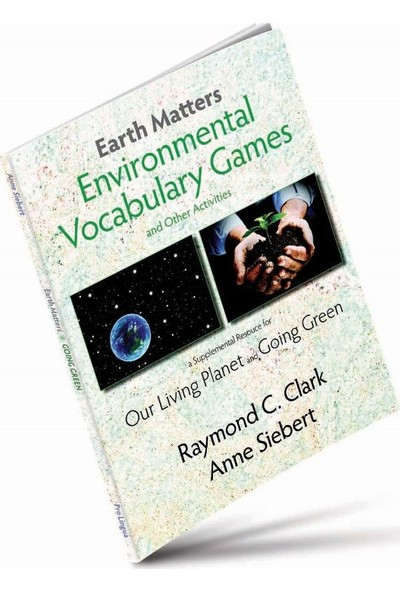 Earth Matters Vocabulary Games