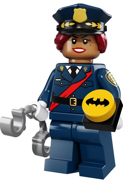 Lego Batman Movie Minifigür Serisi 71017 - Barbara Gordon