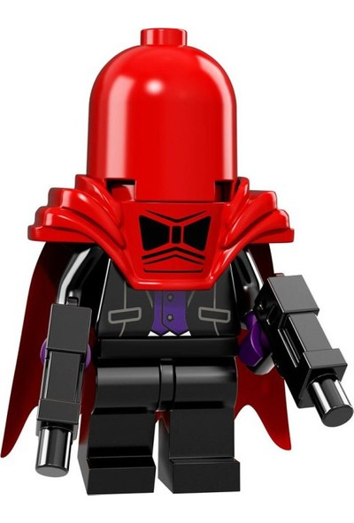 Lego Batman Movie Minifigür Serisi 71017 - Red Hood