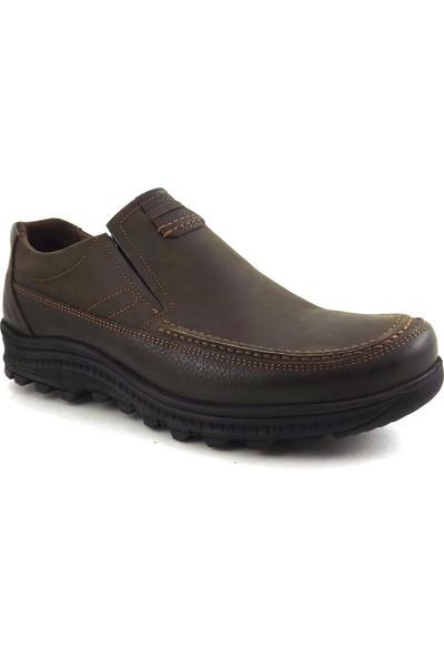 Darkwood 5808 Kahverengirengi Ayakkabı