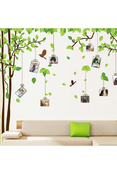Crystal Kids Fotoğraf Resim Çerçeveli Dev Boyutlu XL PVC Duvar Sticker