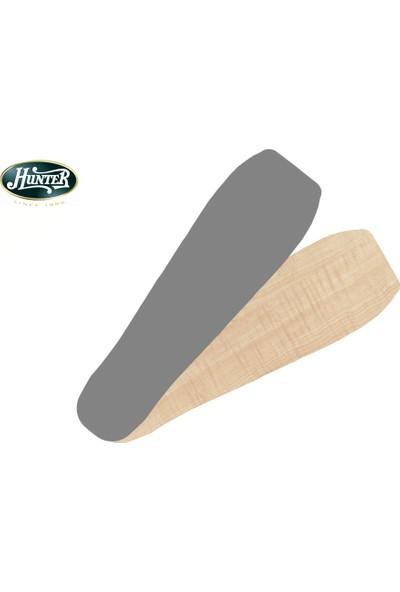 Hunter Industrie Fırçalanmış Nikel - Aydınlatmalı 132 Cm. Tavan Vantilatörü