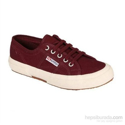 Superga Cotu Classic Erkek Ayakkabı Bordo Fiyatı e0cff8e27f7b
