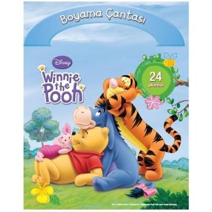 Winnie The Pooh Boyama çantası Fiyatı Taksit Seçenekleri