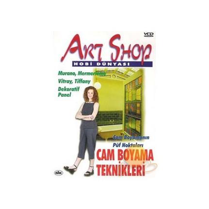 Art Shop Cam Boyama Teknikleri Fiyati Taksit Secenekleri
