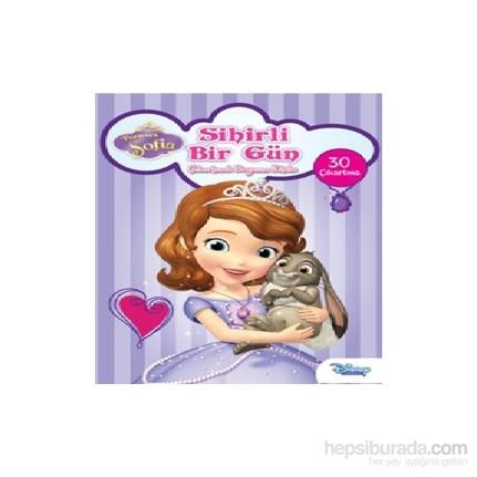 Disney Prenses Sofia Sihirli Bir Gün çıkartmalı Boyama Fiyatı