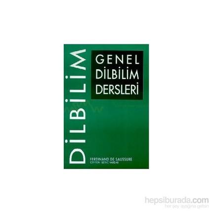 GENEL DILBILIM DERSLERI PDF
