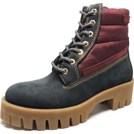 Shop and Shoes 121-7412 Siyah Nubuk Bayan Bot