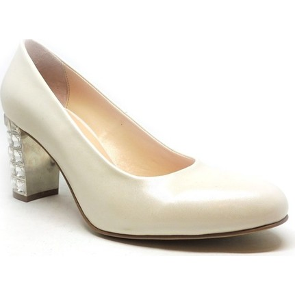 Shop and Shoes Bayan Ayakkabı Siyah Rugan 181-T2382