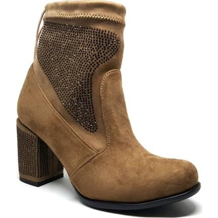 Shop and Shoes 173-11950 Gri Bayan Bot