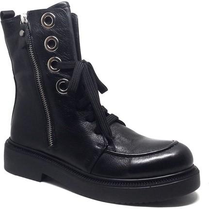 Shop and Shoes 150-883 Siyah Bayan Bot