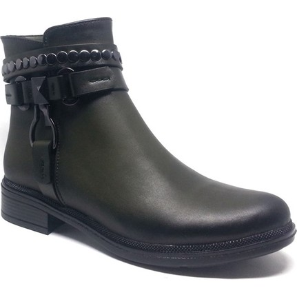 Shop and Shoes 190-457 Yeşil Bayan Bot