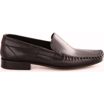 Dgn 2887 Erkek Rok Kösele Ayakkabı