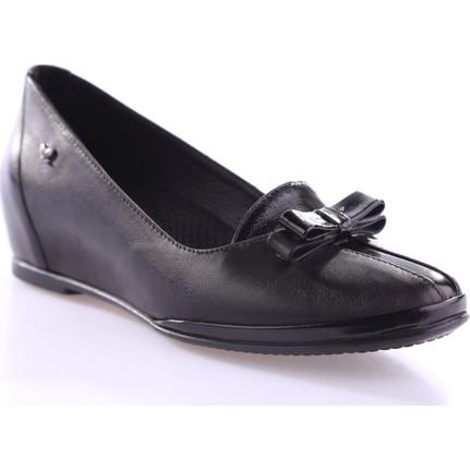İloz 380434 Kadın Dolgu Topuk Ayakkabı
