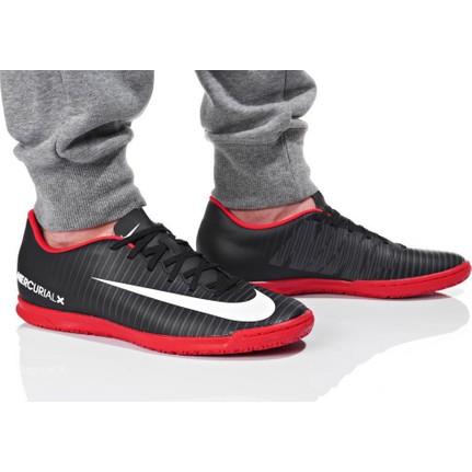 Nike 831970-002 Mercurialx Vortex Futsal Salon Futbol Ayakkabı