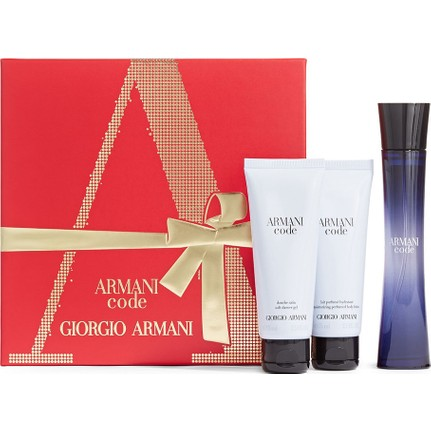 03839bd75fd1 Giorgio Armani Code Femme Edp 75 Ml Kadın Parfüm +75 Ml Vücut Losyonu+75. ‹  ›