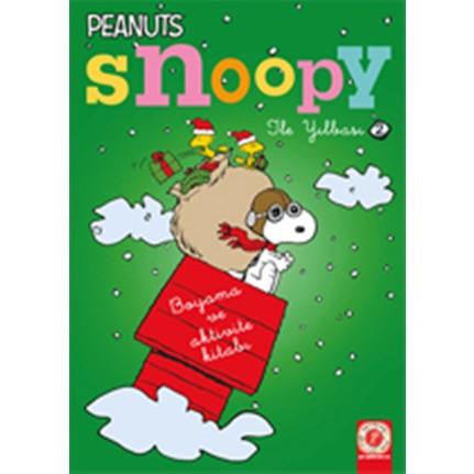 Snoopy Ile Yılbaşı 2 Boyama Ve Aktivite Kitabı Fiyatı