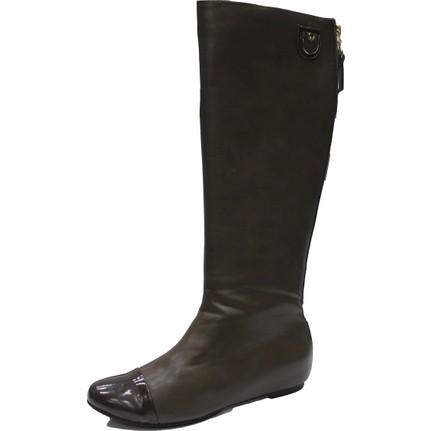 Polaris 32-305854-Z Kahverengi Kadın Günlük Çizme