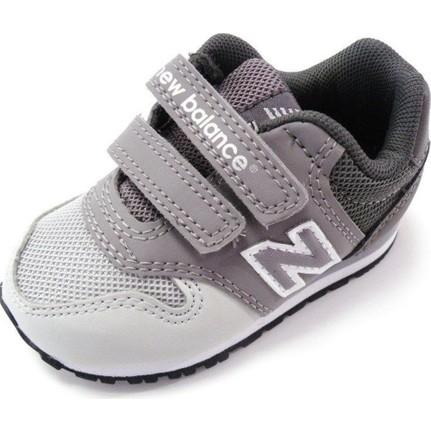 New Balance Nb Kids İnfant Grey M Gri Deri-Tekstil Kv500Ygi00