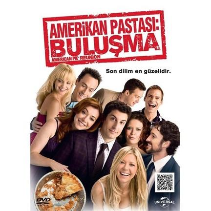 American Pie Reunion Amerikan Pastası Buluşma Dvd Fiyatı