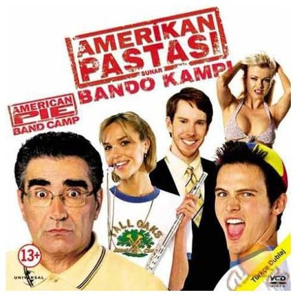 Amerikan Pastası 4 Bando Kampı American Pie 4 Band Camp Fiyatı
