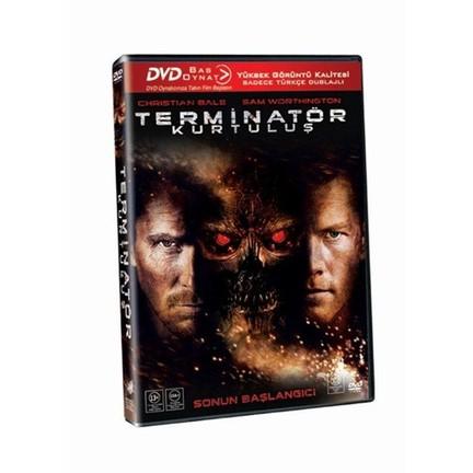 Terminator Kurtuluş Terminator Salvation Bas Oynat Dvd Fiyatı