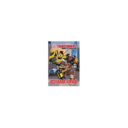 Transformers Boyama Kitabı Kolektif Fiyatı Taksit Seçenekleri