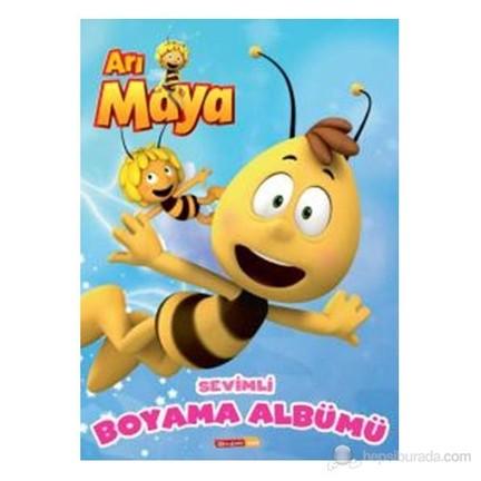 Ari Maya Sevimli Boyama Albumu Kolektif Fiyati Taksit Secenekleri