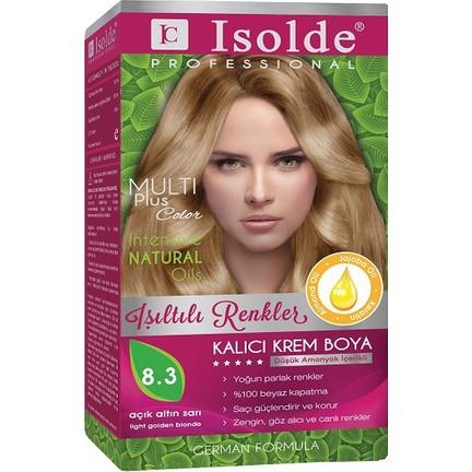 Zigavus Isolde Saç Boyası 83 Açık Altın Sarı Fiyatı