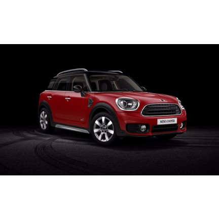 Mini Cooper Countryman All4 2017 Chili Red Fiyatı
