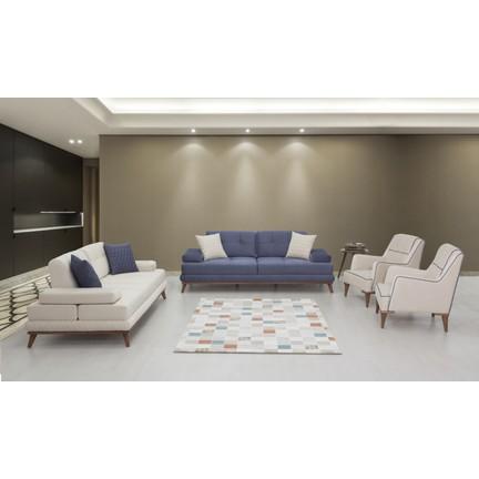 Izmir Alinda Mobilya Optima Salon Koltuk Takimi
