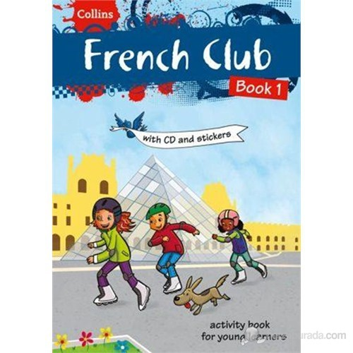 Collins French Club 1 +Stickers +CD