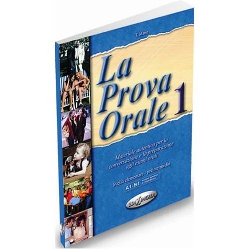 La Prova Orale 1 (İtalyanca temel seviye Konuşma) - T. Marin