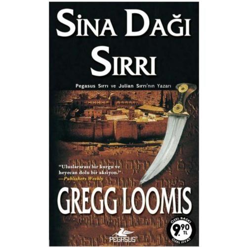 Sina Dağı Sırrı (Cep Boy) - Gregg Loomis