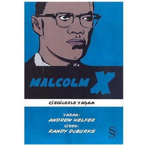 Malcolm X - Çizgilerle Yaşam