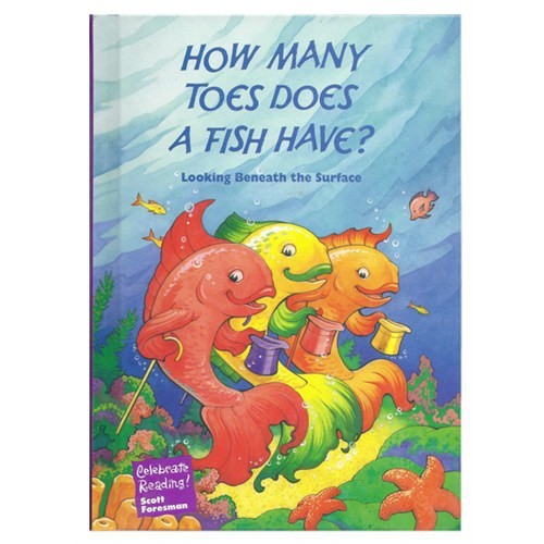 How Many Toes Does A Fısh Have/Scott