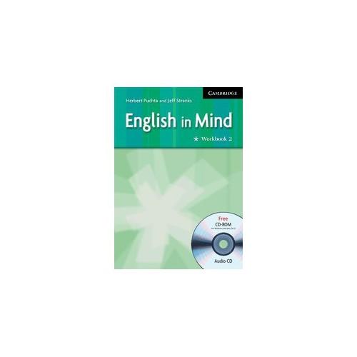 English In Mind Workbook 2 / Cambridge