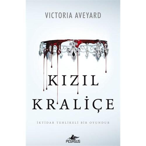 Kızıl Kraliçe (Ciltli) - Victoria Aveyard
