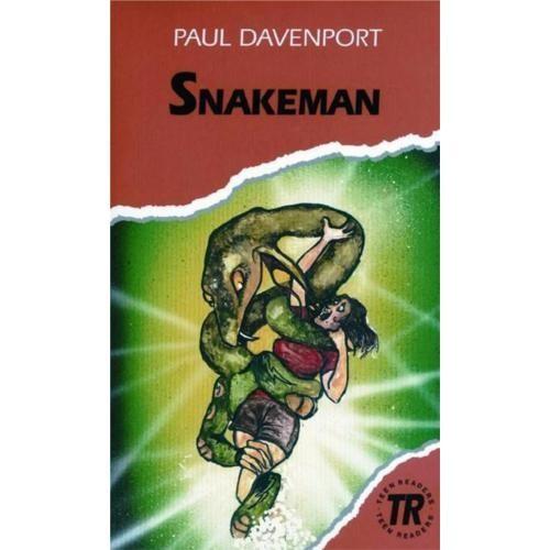 Snakeman (teen Readers Level 3)