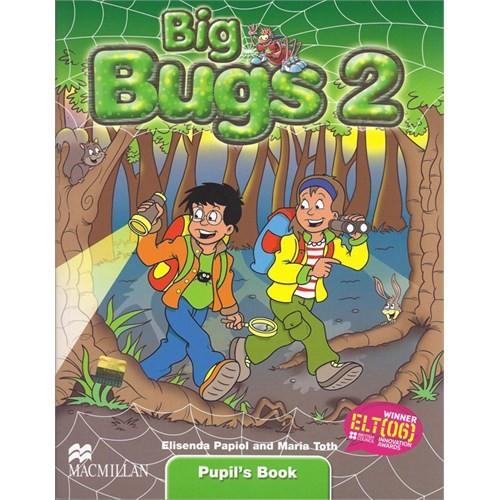 Macmillan Big Bugs 2 Pupils Book