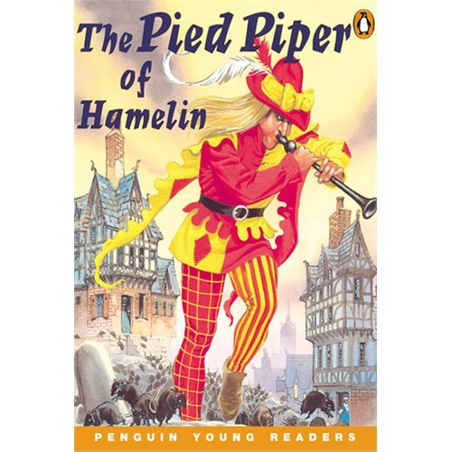 Penguin The Pied Piper Of Hamelin