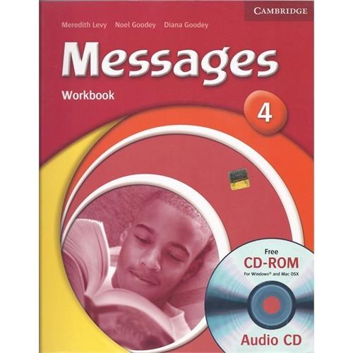 Cambridge Messages 4 Workbook
