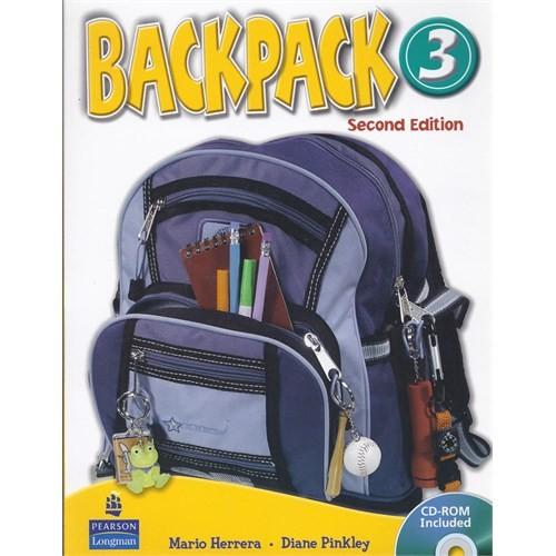 Longman Yayınları Backpack Second Edition 3 Student Book