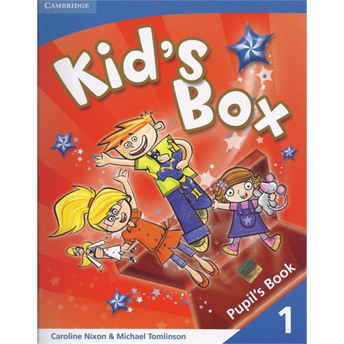 Kids Box Pupils Book 1 Cambridge