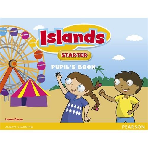 Islands Starter Pupils Book Pearson Yayınları