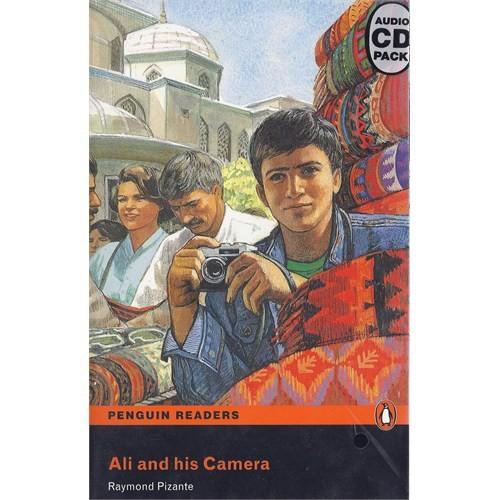 Ali And His Camera - Raymon Pizante / Level 1 + Cd / Penguin Readers