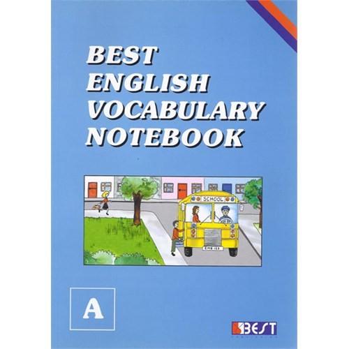 Best English Vocabulary Notebook A / Best