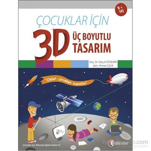 Çocuklar İçin Üç Boyutlu Tasarım 3d