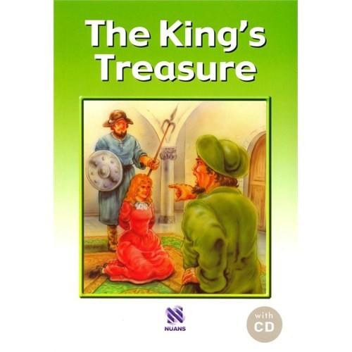 The King'S Treasure +Cd (Rtr Level-C)-Kolektif
