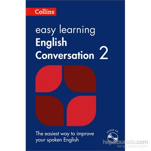 Easy Learning English Conversation 2 & Cd (2Nd Edition)